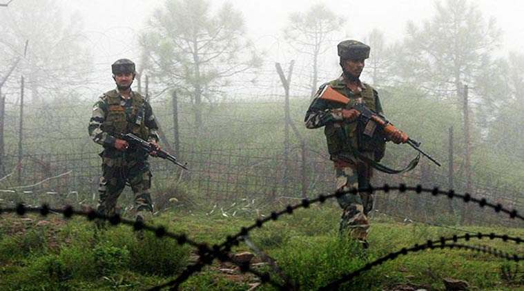 Two Pakistani soldiers killed
