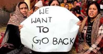 Rehabilitate displaced Kashmiri Pandits in J-K: Overseas body to govt