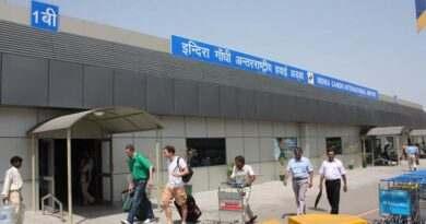 IGI Airport *** Local Caption *** IGI Airport