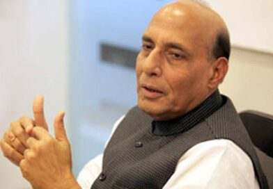 Navy maintained vigilance to ensure 26/11 doesn't recur: Rajnath Singh
