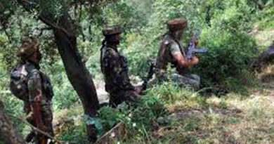 Four Army jawans injured in ceasefire violation