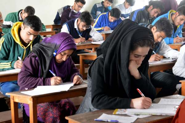 kashmir-exams
