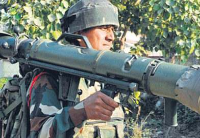 Two houses damaged in Pak army firing at Uri