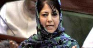 Mehbooba  needs to  break  alleys of inertia and corruption