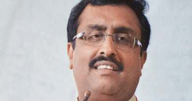 Mehbooba won't decide on Indo-Pak talks :Ram Madhav