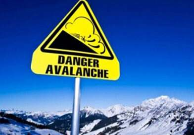 Low danger avalanche warning