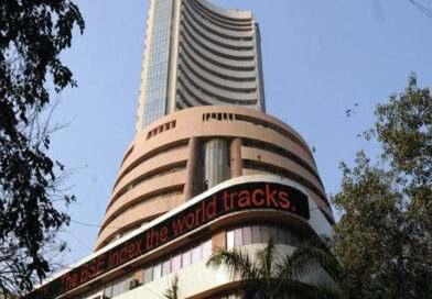 Sensex, Nifty start on tepid note on weak global cues