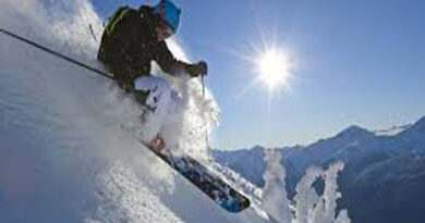 Winter tourism in Kashmir