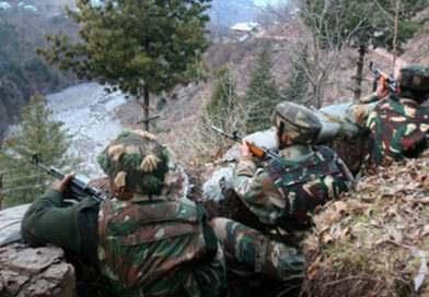 Pak violates ceasefire at Balakote in Medhar sector on LoC