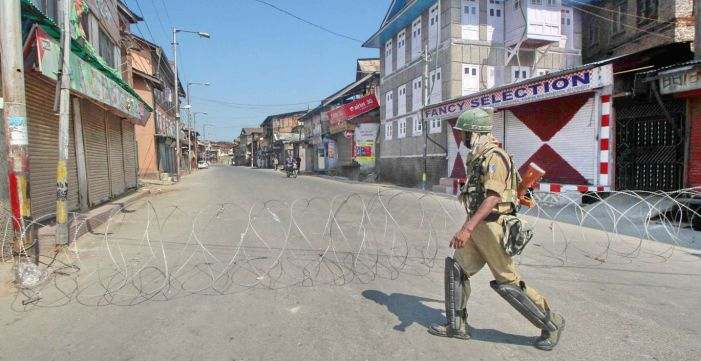 restrictions-were-imposed-in-srinagars-downtown-on-tuesday