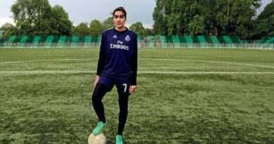 Afshan –  Kashmiri  female footballer  is a story  of opportunities that youth need