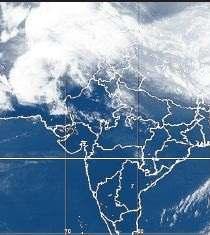 Western Disturbance may hit J&K 10th-15th Dec