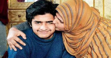 Afzal Guru's son and Burhan's brother script   future in their own way