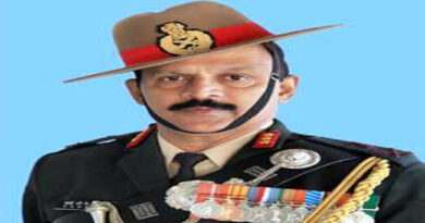 Lt Gen YVK Mohan takes over as Commander of the Rising Star Corps