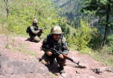 Four terrorists killed in Uri