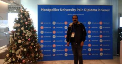 Dr Rohit Lahori, first pain specialist of J&K