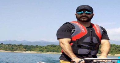Gurjeet Singh, a river rafter turned tourism promoter in Jammu