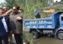 Sham Choudhary kick-starts de-silting of Ranbir canal