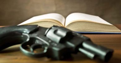 Guns or Books ?