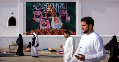 Saudi Arabia is cultivating a new resource: Entertainment
