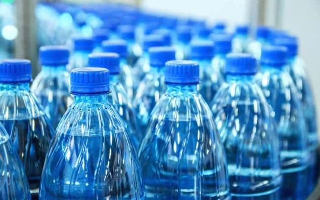 water-bottled
