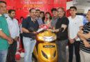 Diamond Honda launchesNEWActiva 5G