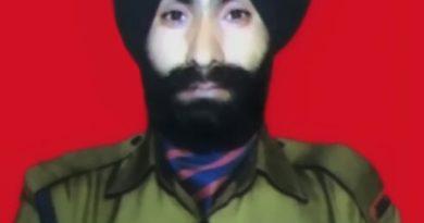 Injured soldier succumbs to injuries