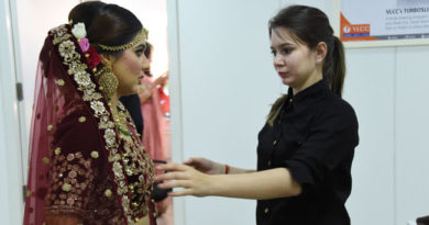 VLCC the most preferred choice for bridal makeup in Jammu; records 42 makeupsin one day