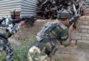 Four militants killed in gunfight at Anantnag
