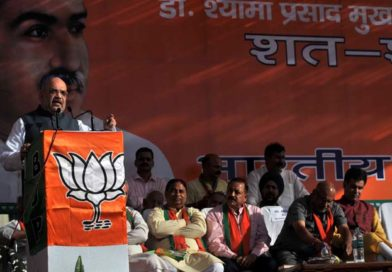 BJP will not allow Kashmir to break away from India says Shah