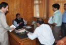 B B Vyas assumes charge as Advisor to Governor
