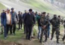 Governor reviews Yatra and security arrangements at Sheshnag, Chandanwari and Nunwan Camps