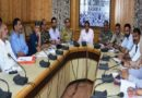 Amarnath Yatra 2018: Div Com reviews ongoing works on Baltal track