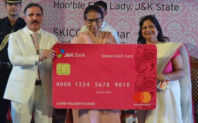 first-lady-launching-pink-debit-card
