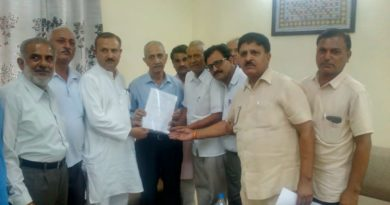 Border Area People Welfare Forum meets Dineshwar Sharma