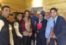 Irfan Pathan gives surprise visit to his fans