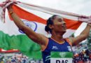 Hima Das Becomes First Indian Woman To Win Gold In World Junior Athletics Championships