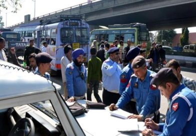 Traffic Police Jammu issue notices to violators at residential address