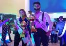 Kartik and Mansi bag the title of 'Top Model J&K-2018'