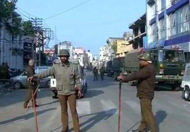 Curfew relaxed in parts of Jammu, authorities urge people to maintain peace