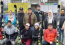 Sarmad Hafeez flags-off student skiers to Russia