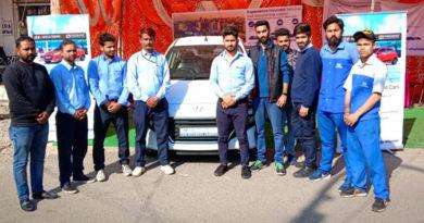 AM Hyundai organises Mega Experience Hyundai Camp