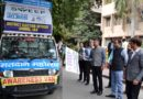 CEO flags-off Matdan Mahotsav Van to spread awareness across Jammu district