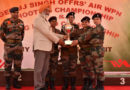 Northern Command wins air weapon championship