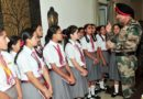 Army Commander Northern Command presents education scholarship to selected students