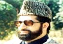 Murder of Mirwaiz Moulvi Mohammad Farooq – silencing of voice of people of Kashmir, reason and logic