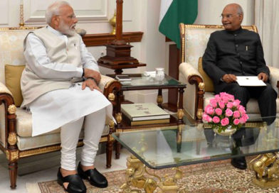 PM Modi to meet President Kovind to stake claim to form new govt