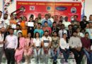 Fitness Championship organized at SRML School
