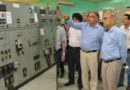 Advisor Sharma inspects Gladni, Barn Grid Stations