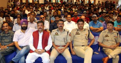 Guv's concern over drug abuse must be translated in reality by wiping out drug mafia: Team Jammu